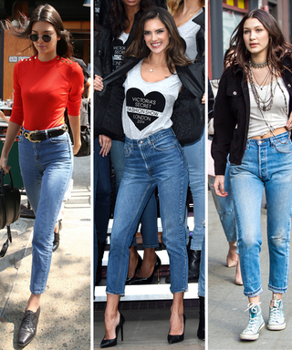 Mom Jeans Are Back
