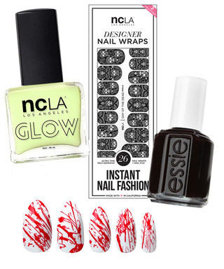 All the Halloween Nail Essentials You Need Now