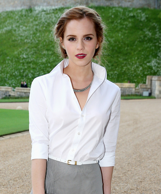 InStyle's 50 Best Dressed: 4 Reasons We Love Emma Watson's Style