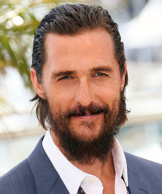 Matthew McConaughey Completely Shaves His Head