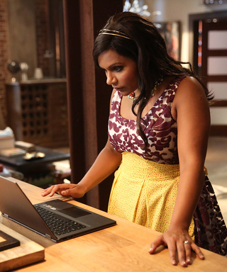 "Mindy's ""Mominista"" Style Is Off the Charts on This Week's The Mindy Project"