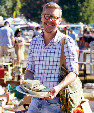 Eddie Ross's 7 Tips to Shop a Flea Market Like a Pro—Plus, Where to Go Digging