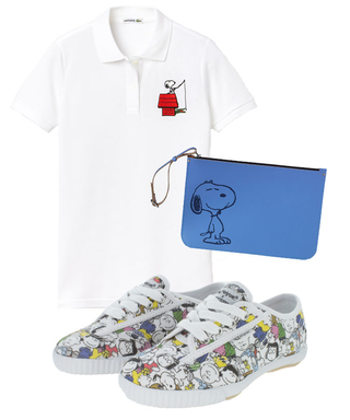 Charlie Brown and the Peanuts Gang Have Always Been Fashion Icons—See Their Latest Collaborations