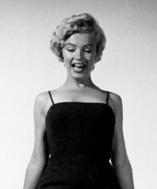See Marilyn Monroe, Grace Kelly, and Audrey Hepburn as You've Never Seen Them Before—Jumping!