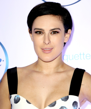 Rumer Willis Posts the Cutest Childhood #TBT with Dad Bruce Willis
