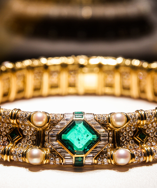 Be Dazzled By These 7 Stunning Jewels From Bulgari's New Exhibit