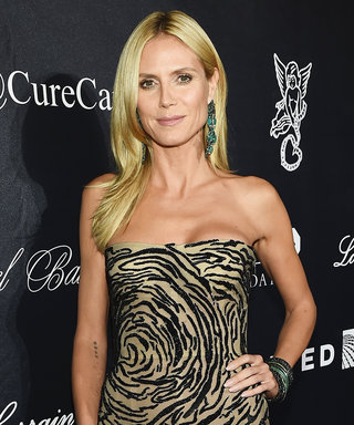 How Heidi Klum, Usher, and More Stars Raised Money to Cure Cancer at Last Night's Angel Ball