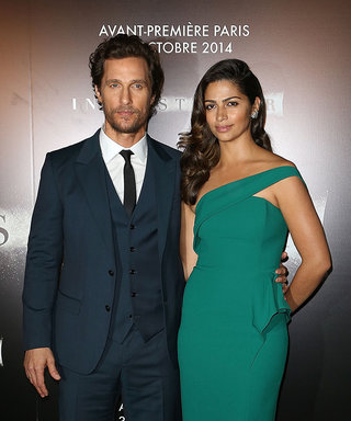 Matthew McConaughey Turns 46! See His Most Stylish Couples Moment with Wife Camila Alves
