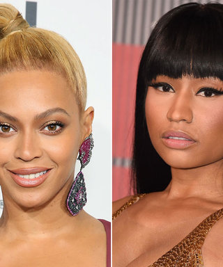 "Beyoncé and Nicki Minaj Dazzle Brooklyn with First Live Performance of ""Feeling Myself"""