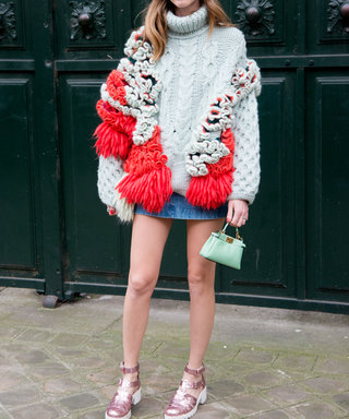13 Chunky Sweaters to Keep You Warm All Winter Long