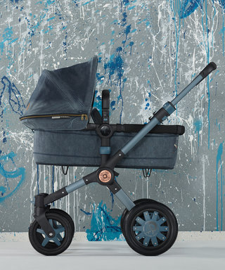 Diesel Denim Has Launched the Most Fashionable Stroller Ever with Bugaboo