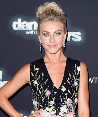 The Secret Behind Julianne Hough's Short Hair Updo on Dancing with the Stars