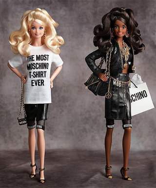 Moschino Teams Up with Barbie to Create a New Doll and Coordinating Capsule Collection