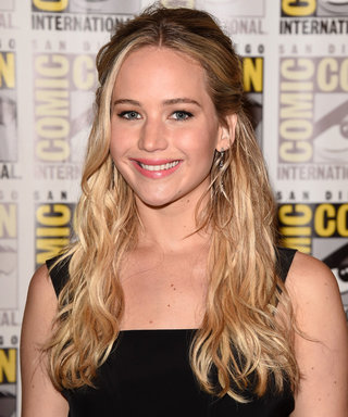 Jennifer Lawrence Revisits Her Long Bob