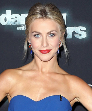 Go Behind the Scenes as Julianne Hough Prepares for Last Night's Episode of Dancing with the Stars