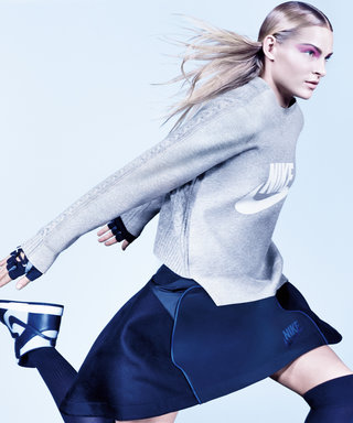 Sacai and NikeLab Launch Workout Clothes That Are Too Pretty to Sweat in