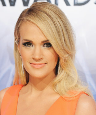 Recreate Carrie Underwood's Super-Glam Makeup from the 2015 CMA Awards
