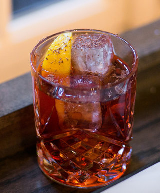 This Spicy Fall Cocktail Gives the Negroni a Chocolatey Twist