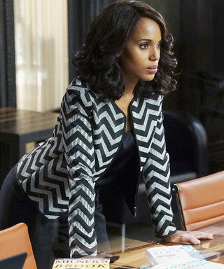 Scandal Fashion Recap: Why Olivia Wore Black and White Only Once