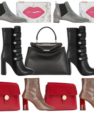 11 Bag-and-Boot Combos For Every Personality