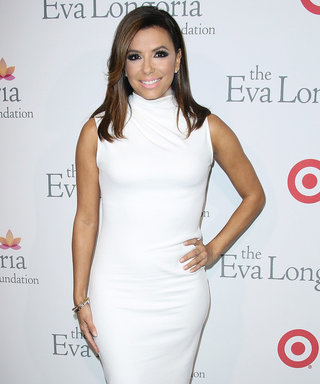 Eva Longoria Fêtes Her Namesake Foundation with Mario Lopez and Roselyn Sanchez
