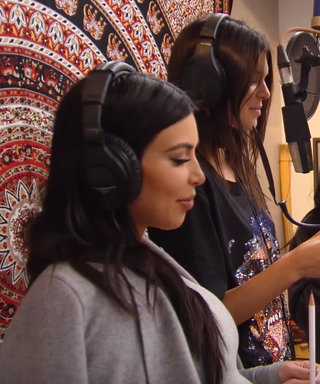 Watch Kris Jenner's Daughters Recreate Her 1985 Music Video for 60th Birthday Celebration