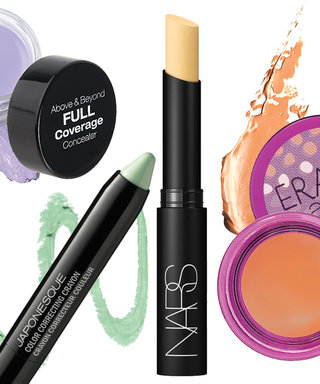 Concealer 101: How to Color-Correct and Conceal Dark Undereye Circles