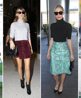 The Surprising Store Where Hollywood's Elite Stars Are Scoring Their Fall Wardrobes