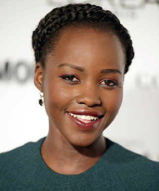 How to Wear Red Eye Shadow: Nail It Like Lupita Nyong'o