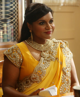 Mindy Dons Traditional Indian Garb on This Week's The Mindy Project