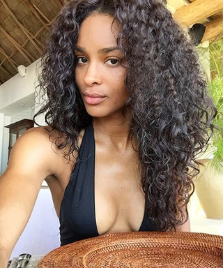 The Secret to Ciara's Perfect Vacation Curls Is Easier Than You Think
