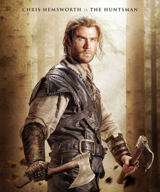 Chris Hemsworth Is Sexier Than Ever for his The Huntsman: Winter's War Poster