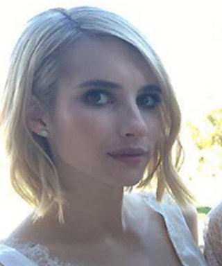 Emma Roberts Was a Picture-Perfect Bridesmaid in Her BFF's Wedding