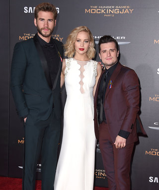 The Hunger Games Cast Pays Tribute to the Paris Attack Victims at the Film's L.A. Premiere