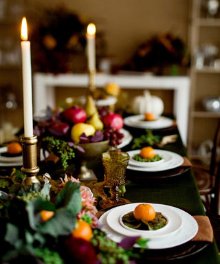 3 Brilliant Tabletop Touches to Try This Thanksgiving