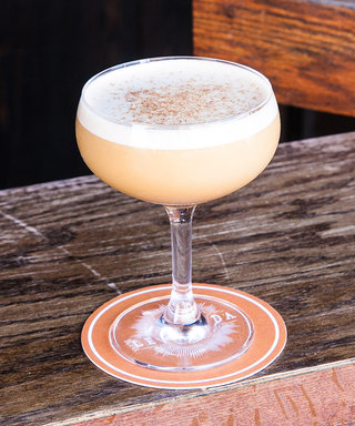 This Creamy Cocktail Is the Perfect Nightcap to Mix Before Bed