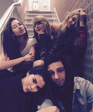 Taylor Swift and Her Girl Squad Celebrate Lily Aldridge's 30th Birthday with Epic Bash