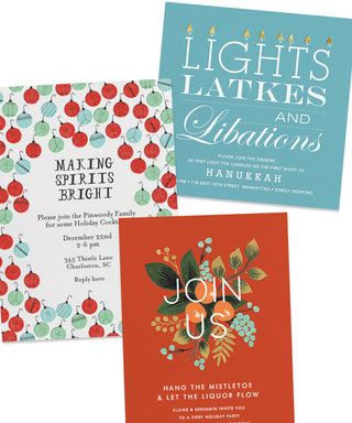 Shop Your Holiday Cards Now! 15 of Our Favorite InStyle x Paperless Post Picks