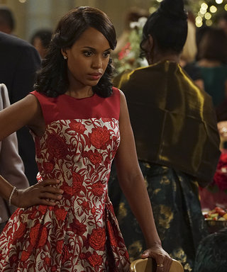 Scandal Fashion Recap: Glitzy Holiday Parties and Shocking Revelations on the Winter Finale
