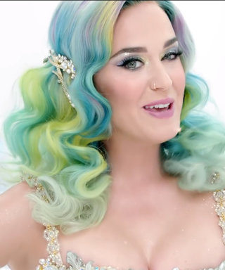 Watch Katy Perry Cast a Magical Spell in H&M's Holiday Collection Video