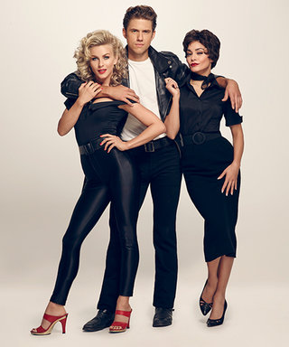 See Vanessa Hudgens and Julianne Hough as Their Grease: Live! Characters