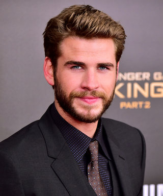 Liam Hemsworth and His Dog Dora Prove They Are the Cutest Pair