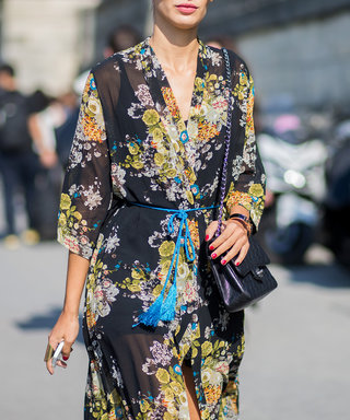 9 Reasons to Wear Dark Florals This Winter