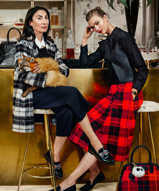 Get to Know Anh Duong, the Woman Who Out-Smized Karlie Kloss in Kate Spade's Fall Campaign