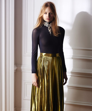 Here's Your Foolproof Formula for the Perfect Holiday Party Outfit