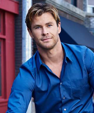 See Chris Hemsworth's Sweet (& Sexy) Campaign for Tag Heuer