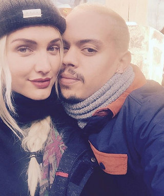 Ashlee Simpson and Evan Ross Show Off Baby Jagger During Aspen Family Vacation