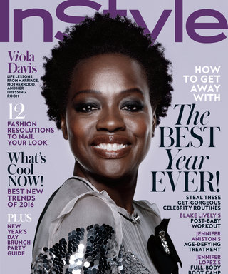 January's InStyle Reveals Viola Davis Is Nothing Like Annalise Keating (And We Love Her for That!)