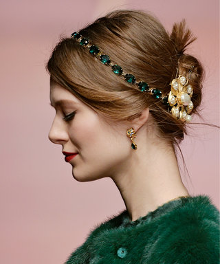 Merry and Bright Hair Accessories to Try