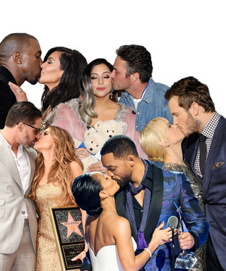 The 14 Best Celebrity Kisses of 2015